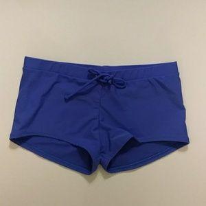 SO swim shorts